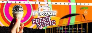 Le Terrazze Roma Eur Discoteca venerdì 26 agosto 2016 lista Globo