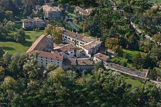 I castelli di Strassoldo di Sopra e di Sotto