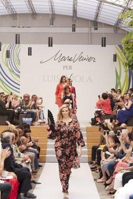 Mara Venier per Luisa Viola PE20