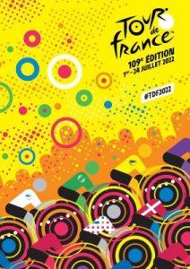 Il Grand Départ e la cultura danese protagonisti al Tour de France 2022 a Parigi #ExploreFrance