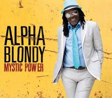 Mystic Power E Il Nuovo Album Di Alpha Blondy Uscito Il 15 Marzo