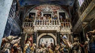 Cappella Sacro Monte di Varallo 1 foto di Marco Bovolenta