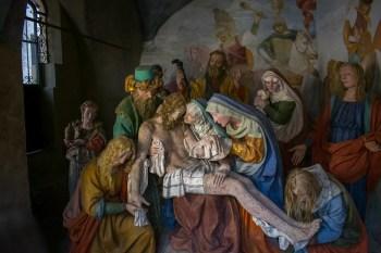 Cappella Sacro Monte di Varallo foto di Marco Bovolenta