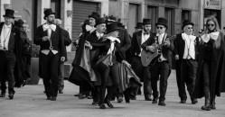 Carnevale Borgosesia, foto di Marco Bovolenta