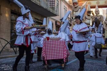 Carnevale di Borgosesia,2 foto di Marco Bovolenta fotografo