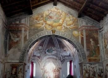 Interno Chiesa di San Marco Varallo Sesia