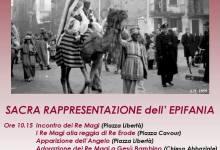 Photo of Romagnano Sesia. 6 /1/18 Sacra rappresentazione dell'Epifania