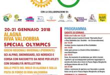 Photo of Special Olympics Alagna 20-21 gennaio 2018
