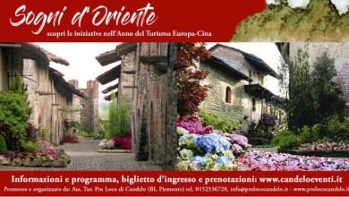"""Photo of """"Sogni d'Oriente"""" al Ricetto di Candelo"""
