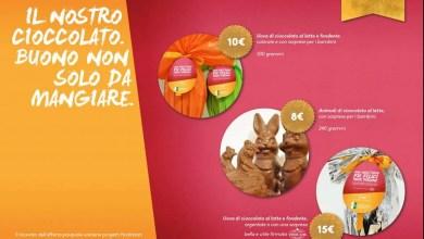 Photo of Cioccolato di Pasqua in favore della ricerca sulla Fibrosi cistica