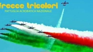 Photo of Frecce tricolori sul Lago Maggiore, a Verbania e Arona