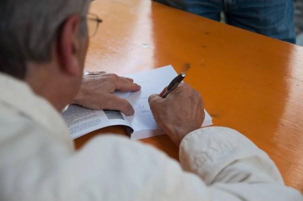 Norberto Iulini, foto di Marco Bovolenta