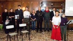 Attori musicisti Marisa Brugo