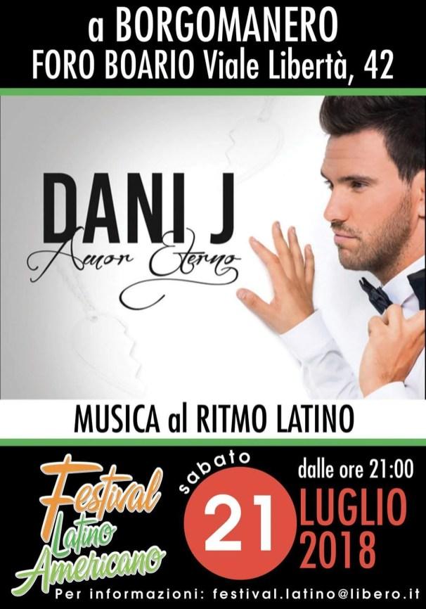 Festival Latino Americano Borgomanero luglio 2018 6