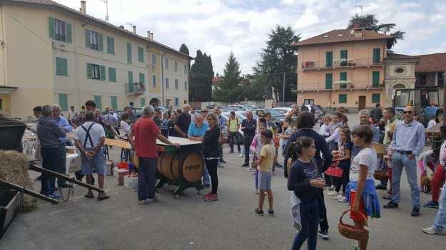 Immagini Benvenuta Vendemmia Sizzano 2017