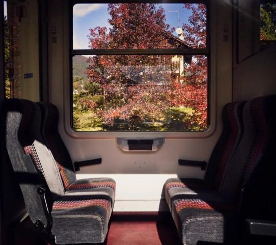 Treno del Foliage - Ferrovia Vigezzina-Centovalli - ph. Emanuela Ricci