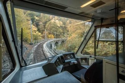 Treno del Foliage - Ferrovia Vigezzina-Centovalli - ph. Giovanni Tagini