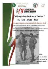 Mostra Alpini Vercelli