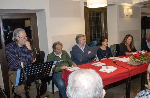 Presentazione libro di Giuliana Airoldi a Isolella