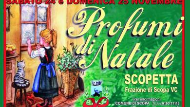 "Photo of Scopa: ""Profumi di Natale"" mercatini natalizi"