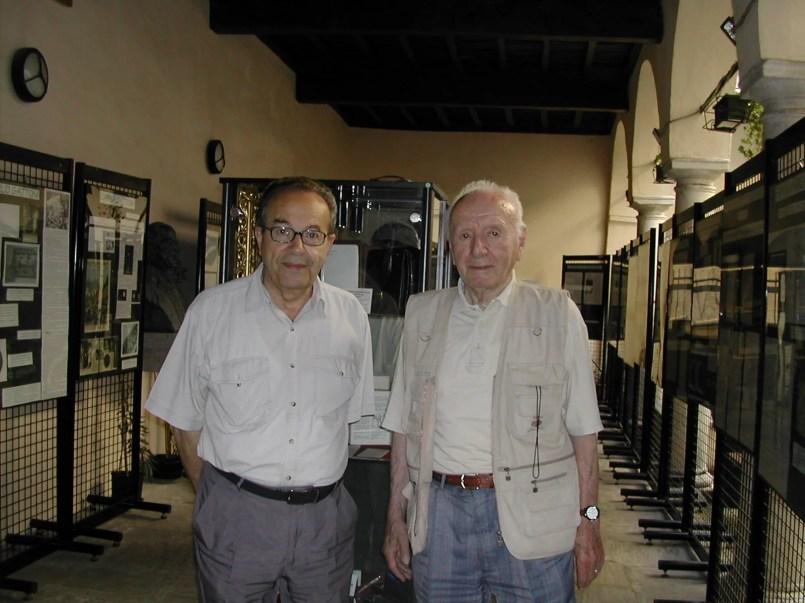Renzo e Ermanno Tiramani