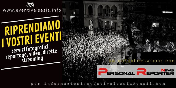 Personal Reporter & Eventi Valsesia banner