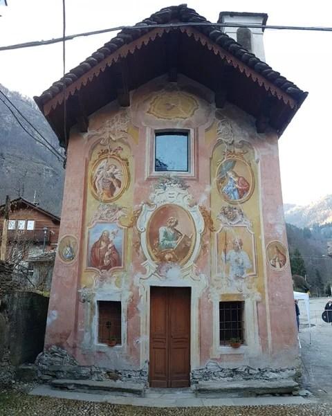 Oratorio San Marco ai Tetti di Campertogno