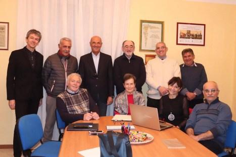 Consiglio Direttivo Orchestra Fiati di Borgosesia