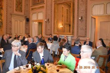Soci dei Rotary Valsesiani e Biellesi