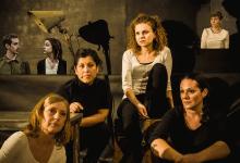 """Photo of Campertogno: a teatro va in scena """"Donna non rieducabile"""""""