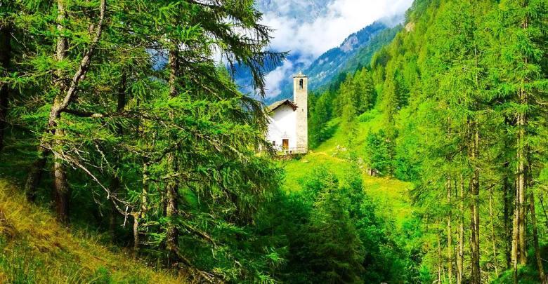 Oratorio di San Grato Val Vogna
