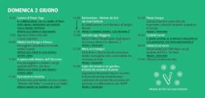 Programma menta e rosmarino 2019