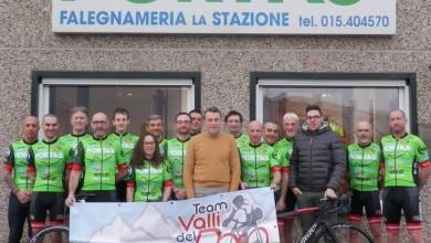 Team valli del Rosa, ph. credit gruppo fb