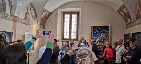 Artisti fotografati dal pubblico
