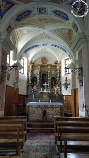 Chiesa di Sant'Antonio, Val Vogna. Credit Gabriele Bianchi