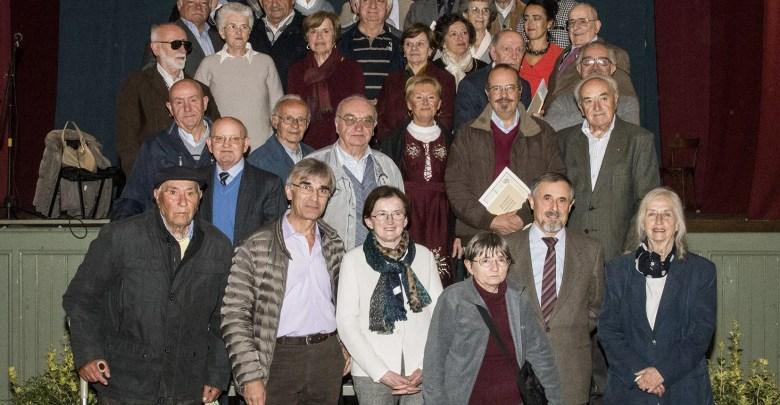Gruppo con i poeti Incontro Pinet Turlo 2017