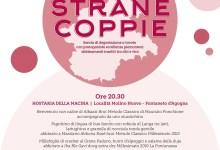 Le Strane Coppie con Slow food colline novaresi locandina
