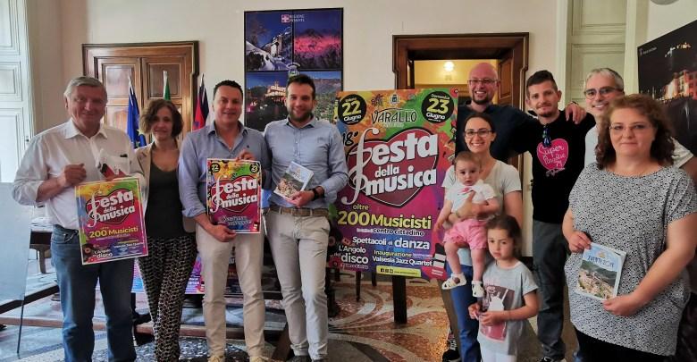 Pro loco di Varallo presentazione eventi 2019