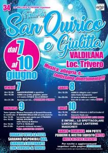 San Quirico e Giulitta Valdilana 2019