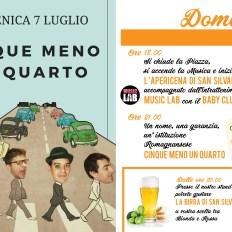 Domenica 7 San Silvano Romagnano Sesia