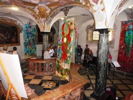 Mostra Carlo Re al Sacro Monte di Varallo