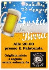 Festa della Birra Scopello