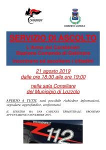 Volantino_servizio_ascolto Lozzolo