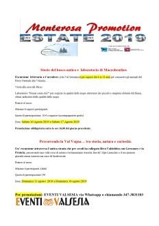 Escursioni guidate agosto 2019 Gabriele-Eventi ValsesiaMilani
