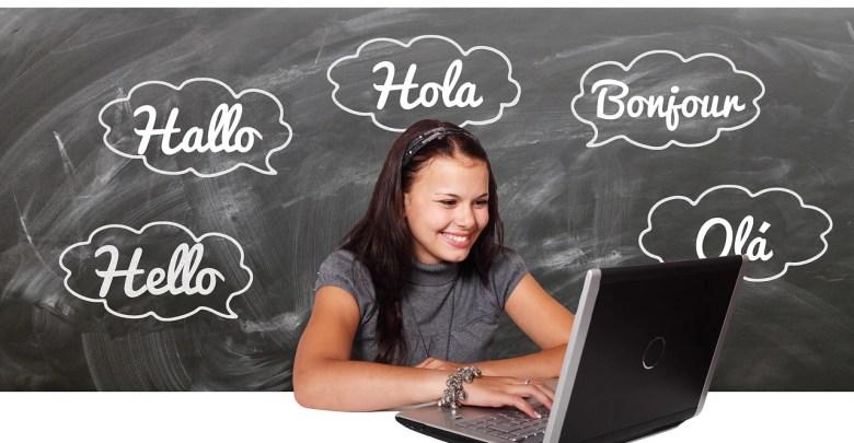 Impara lingua straniera. credit Pixabay