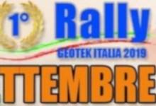 Rally Geotek Cellio-Breia 2019