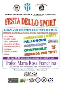 Volantino_Festa dello Sport_2019 Lozzolo