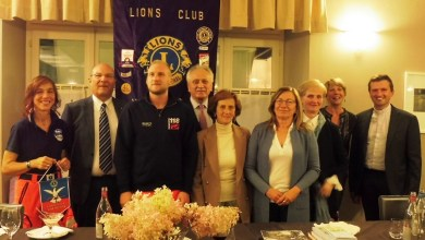 Photo of Lions Club Valsesia iniziative in alta Valsesia
