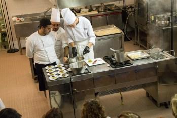 Ragazzi e chef Vivonello