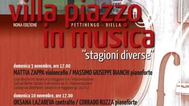 """Photo of IX edizione di """"Villa Piazzo in Musica"""""""
